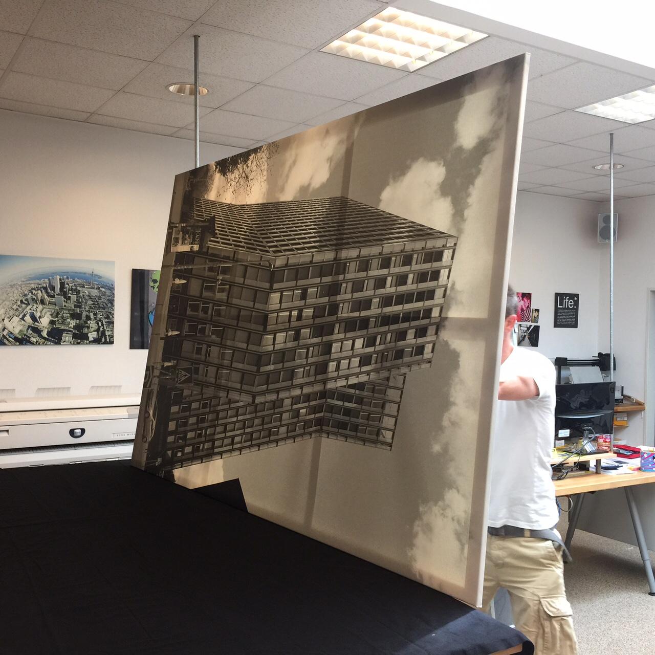Kunstdruck auf Leinwand   Print Factory - Ihr Druckdienstleister in ...